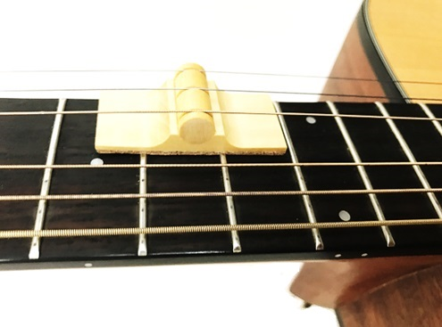 A String Jack spanning 3 strings